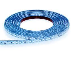 Dimmable Led Strip Lights 24v Ip68 Blue Led Strip Lights Super Bright 9 6w M U2013 Led Bulb
