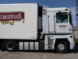 renault truck magnum naudotos technikos pardavimas