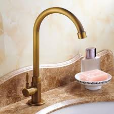antique brass kitchen faucet 2017 vintage brass kitchen faucet bathroom bronze faucets deck