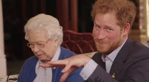 Boom Meme - boom queen elizabeth s and prince harry s reaction to the obamas