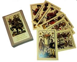 sixteenth century german cards