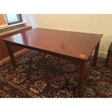 stickley dining room table stickley brothers furniture harvey ellis dining table aptdeco