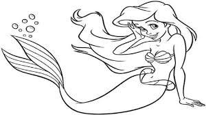 draw mermaid easy drawing lesson kids art tutorial