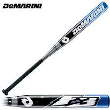 demarini slowpitch softball bats demarini f3 half half slowpitch softball bat dxsf3