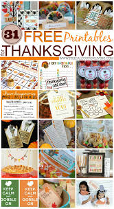 gobble gobble thanksgiving song 31 free thanksgiving printables