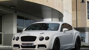 bentley suv matte black onyx bentley continental platinium gto package