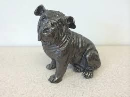 brass bulldog urn silver dog cat u0026 horse urns ceramic stone