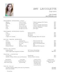 performance resume sample gallery creawizard com