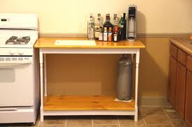 Kitchen IslandUtility Table  Steps With Pictures - Kitchen utility table