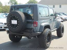 anvil jeep sahara 2015 used jeep wrangler sport at roman chariot auto sales serving
