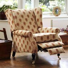 Modern High Back Wing Chair Wingback Recliner Chair Canada 85 Charming All Images Wingback