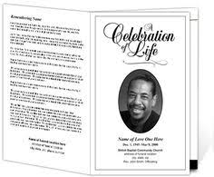 funeral programs online forever with us funeral memorial program template and program