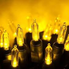 amber mini led christmas lights amber orange led christmas mini string light set 50 5mm lights