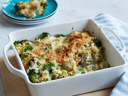 Barefoot Contessa Roasted Broccoli Check Out Broccoli Gratin It U0027s So Easy To Make Broccoli Gratin