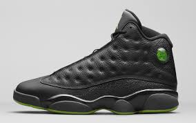 black friday dates 2017 air jordan 13 altitude black green 2017 release date sneakerfiles