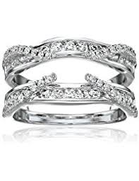 engagement ring enhancers womens ring enhancers