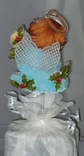 Christmas Angel Table Decorations by 78 Best Parchment Craft Christmas Images On Pinterest