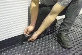 basement floor membranes waterproof flooring for basements