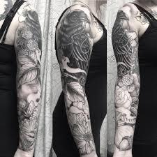 40 tattoos on sleeve