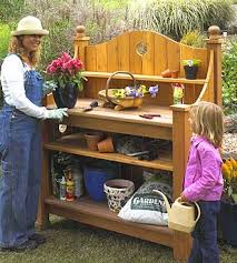 Garden Potting Bench Exclusive Design Garden Potting Bench Excellent Ideas 58 Awesome
