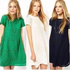 vestidos 2015 party loose mini dress vintage style women dress