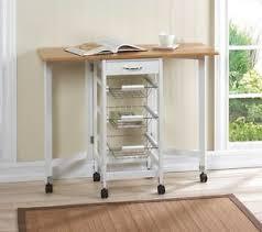 space saving kitchen islands space saving folding mobile kitchen bar wire basket storage cart