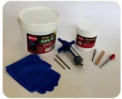 Hardwood Floor Repair Kit Tenco Westech
