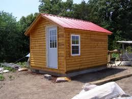 lakefront log cabins
