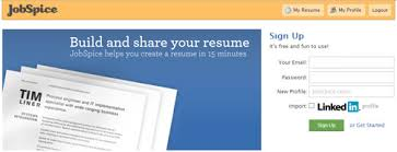 Make A Resume Free 10 Free Online Tools To Create Professional Resumes Hongkiat
