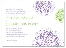 lavender wedding invitations lavender wedding invitations on seed paper by