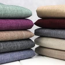 Sofa Fabric Stores Aliexpress Com Buy Thickening Coarse Linen Sofa Fabric Material