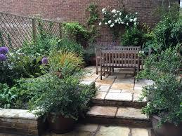 The Urban Garden The Traditional Urban Garden John Gilbert