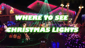 christmas lights san diego top 10locations to see christmas lights in san diego 105 7 max fm