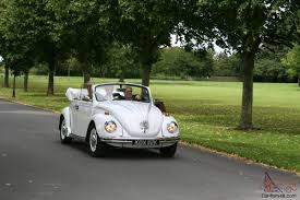 volkswagen white convertible tax exempt white classic volkswagen beetle karmann convertible lhd