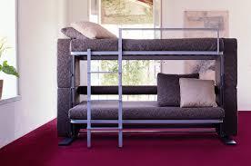 Bunk Bed With Sofa Underneath Stylish Modern Loft Bed With Underneath Loft Bed Design How