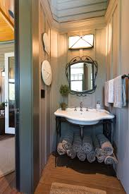 beautiful half bath ideas victorian bathroom