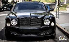bentley mulsanne 2013 purchase used 2013 bentley mulsanne blacked out with 22