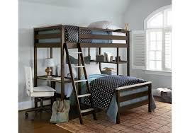 Loft Bunk Beds Myroom Loft Bunk Bed By Smartstuff Furniture