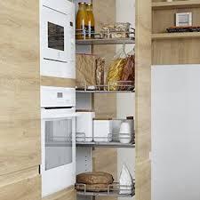 meuble a balai pour cuisine meuble de cuisine cuisine aménagée cuisine équipée en kit
