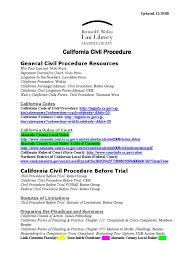 download answering a civil complaint in california docshare tips