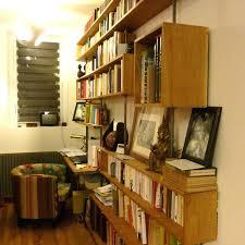 meuble bibliothèque bureau intégré bureau integre bibliotheque et une biblio gacante avec bureau