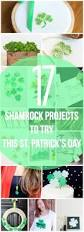 17 shamrock crafts to make this st patrick u0027s day blitsy