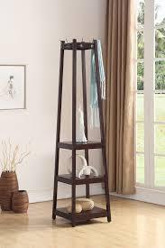 andover mills clark 3 tier storage shelve coat rack u0026 reviews