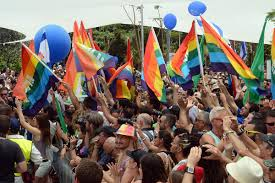 Lgbt Flag Meaning There U0027s Controversy Over The Addition Of Two New Colors To The