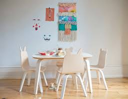 kids animal table and chairs playful animal chairs and tables for kids from oeuf