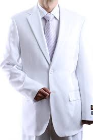 men u0027s single breasted two button white dress suit at amazon men u0027s