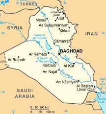baghdad on a map baghdad on a map major tourist attractions maps