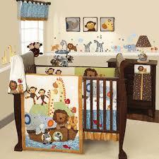 Safari Crib Bedding Set Safari Baby Crib Bedding Modern Bedding Bed Linen