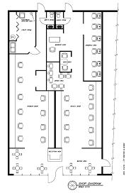 Barber Shop Floor Plan Gallery People Places U0026 Things Llc