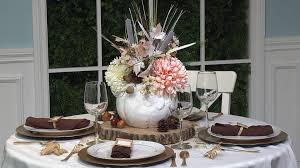 centerpieces for thanksgiving dinner easy elegant diy thanksgiving centrepiece marc and mandy show